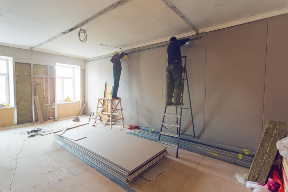 fixing-the-drywall